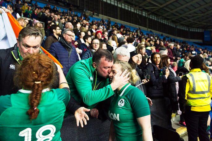 England v Ireland Celebrations-3270