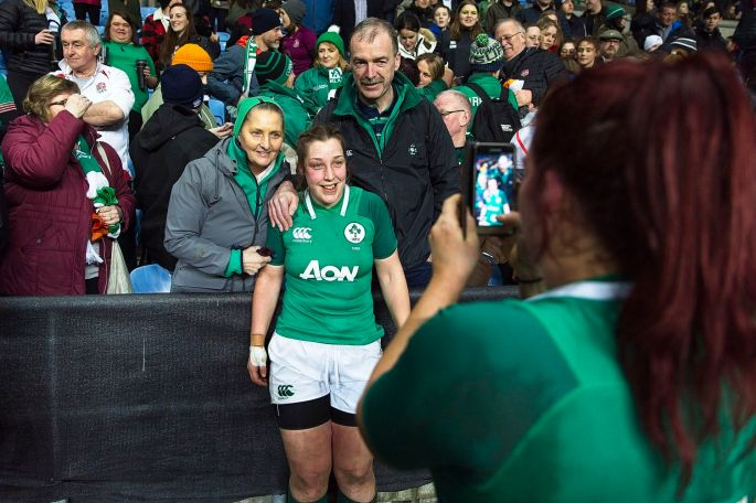 England v Ireland Celebrations-3339
